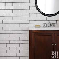 Subway Tiles In Bathroom How To Install Subway Tile In The Bathroom