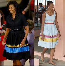 gorgeous alert snag michelle obama u0027s sophie theallet dress for