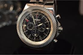 breitling bentley diamond breitling for bentley limited edition 49mm gmt stainless steel
