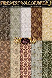 french wallpaper patterns 1 by sofi01 on deviantart