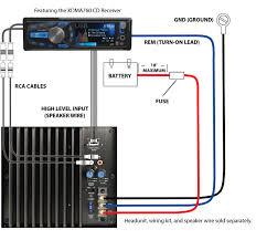 subwoofer wiring diagrams in powered diagram saleexpert me