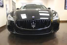 maserati 4 door sports car used 2015 maserati quattroporte stock p3419a ultra luxury car