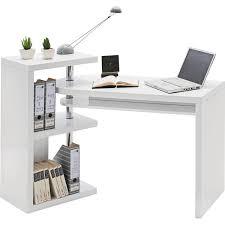 Schreibtisch Mit Regal Mit Dieser Kombination Aus Schreibtisch Regal Und Ablagen In Mdf