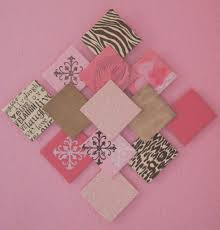 diy wall decor scrapbook paper unique diy home decor ideas