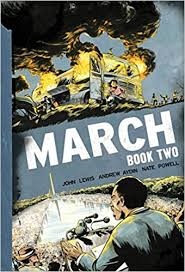 march book two lewis andrew aydin nate powell