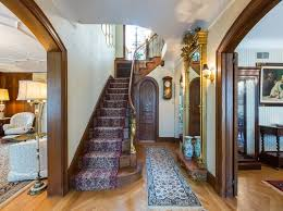 mediterranean style homes interior interior foyer of a mid 1920 s colonial revival