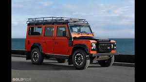 land rover defender 2015 special edition land rover defender 110 adventure