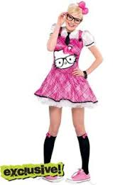 Party Halloween Costumes Teenage Girls Girls Minnie Mouse Nerd Costume Party Riley U0027s Board