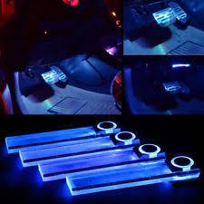 Colored Interior Car Lights Interior Lights For Nissan Rogue Ebay