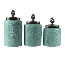 Walmart Kitchen Canister Sets Ophelia Co 3 Kitchen Canister Set Walmart