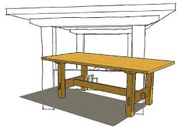 kitchen table woodworking plans unique green kitchen table