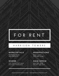 real estate flyer templates canva
