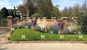 Border Ideas For Gardens Ideas For Garden Borders Garden Border Best Flower Bed Edging