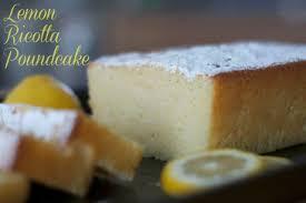 lemon ricotta poundcake 365 days of baking and more