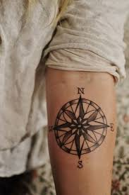 110 best compass tattoo designs ideas and images piercings models