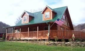 log cabin style modular homes michigan in washington oregon