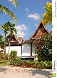 house design pictures thailand house design and garden in thailand stock photo image 40172200