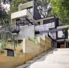 fallingwater house for a modern exterior with a frank lloyd wright