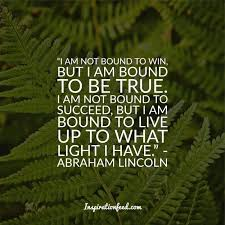 30 powerful abraham lincoln quotes on democracy and success