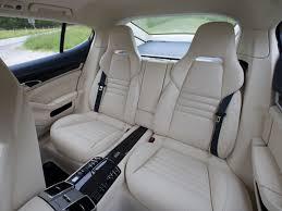 porsche panamera seats drive 2010 porsche panamera kelley blue book