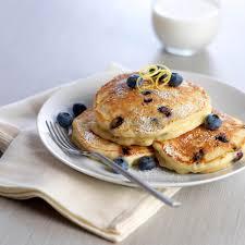 blueberry pancake recipe lemon ricotta blueberry pancakes driscoll u0027s