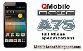 themes qmobile a63 qmobile noir a75 specifications and price