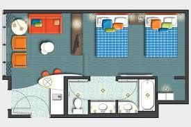 Cabana Floor Plans 4 Bedroom Suites In Orlando Mattress