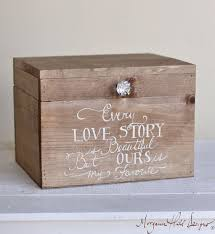 wedding photo box 18 diy wedding card boxes for your guests to slip your congrats into