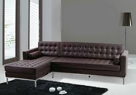 canape design cuir le canapé design italien en 80 photos pour relooker le salon