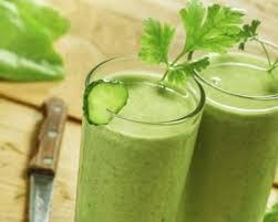 cuisiner concombre recette smoothie au concombre détoxifiant