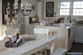 Country Kitchen Table by Farmhouse 5540 Our Farmhouse Kitchen Table