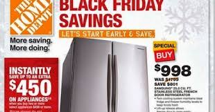 home depot black friday sale on upright freezer home depot ad 11 23 early black friday deals released spend