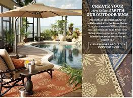 Make Your Own Outdoor Rug 64 Best Indoor Outdoor Decor Images On Pinterest Balconies