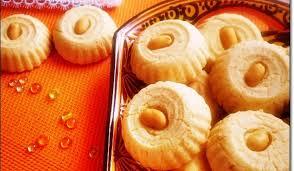 cuisine alg駻ienne facile ghribia aux cacahuètes gâteau algérien facile 2013 aux délices