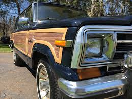 wagoneer jeep 2016 1987 jeep grand wagoneer grand wagoneer by classic gentleman