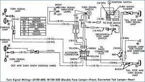 1951 ford turn signal wiring diagram dogboi info