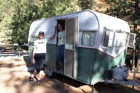 vintage travel trailer travelers better living small