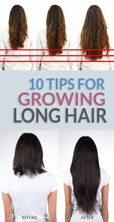 how to make your hair grow faster 10 simple tips for making your hair grow faster and longer 18aims