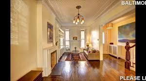 Baltimore Row Home Design Ideas