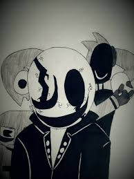 gaster the who speaks in the who speaks in ut w d gaster by shyguyga on deviantart