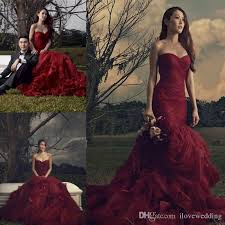 wedding dress maroon winter christmas gown wedding dresses cloaks burgundy