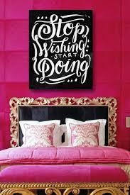 Pink And Black Bedroom Designs Best  Pink Black Bedrooms Ideas - Girls bedroom ideas pink and black