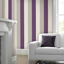 classic plum striped wallpaper from graham u0026 brown stria wallpaper