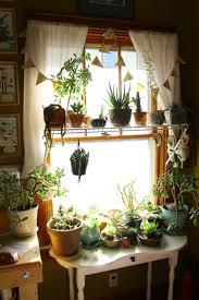 Wooden Interior Window Sill Shelf Good Window Sill Plant Shelf With Hanging Glass Rack At
