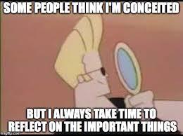 Meme Maker All The Things - johnny bravo mirror meme generator imgflip
