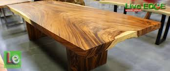 Acacia Wood Dining Table Acacia Dining Table Freedom To Wood With 8