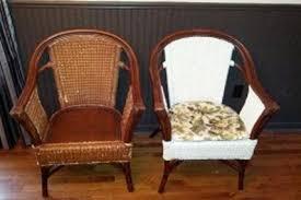 Painting Vinyl Chairs Furniture Restoration