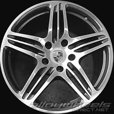 porsche wheels 19 porsche turbo wheels in silver alloy wheels direct 1951694