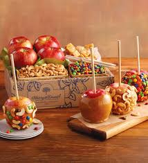 caramel apple boxes wholesale apple kit