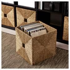 Seagrass Bathroom Storage Storage Baskets Knipsa Basket Seagrass Xx Cm Ikea Storage Baskets